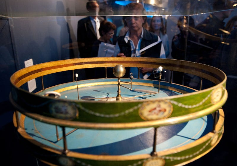 The Vatican's Secret Storehouse Of Space Knowledge Is On Display At Last