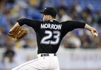 A Musical Tribute To Brandon Morrow's Almost No-Hitter