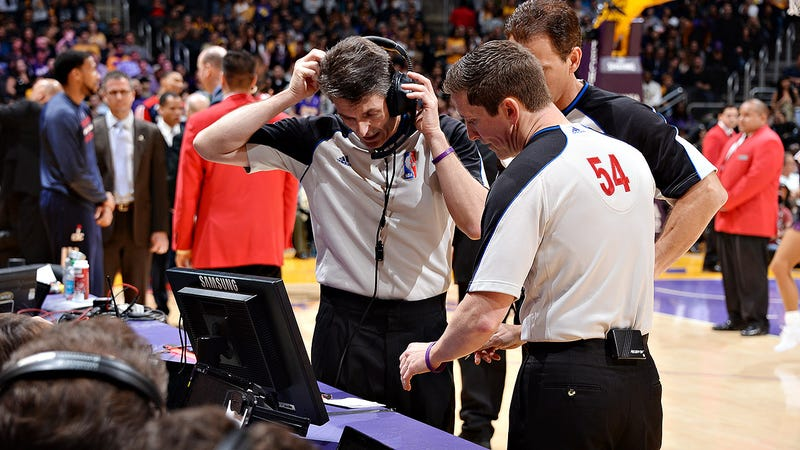 Report: NBA To Overhaul Replay System