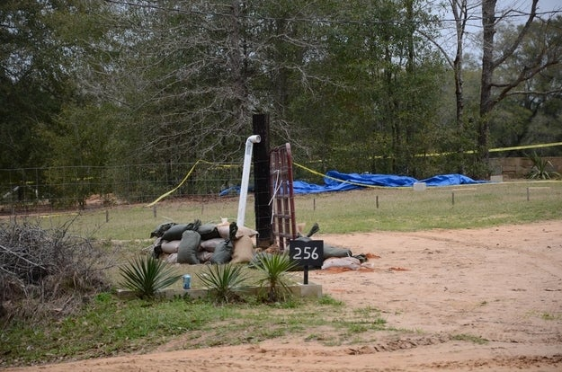 The Bunker in Alabama Where the Kidnapped 5-Year Old Was Held Looks Crazy