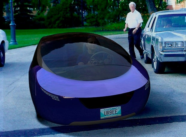 The World's First 3D-Printed Car Actually Works