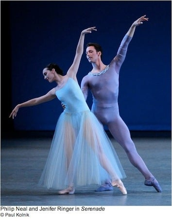 Dance Critic Thinks Ballerina Is Too Fat