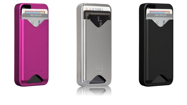 Ditch Your Wallet for an iPhone Case
