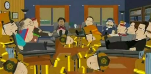 South Park Tackles America's Obsession With Hoarding, Inception