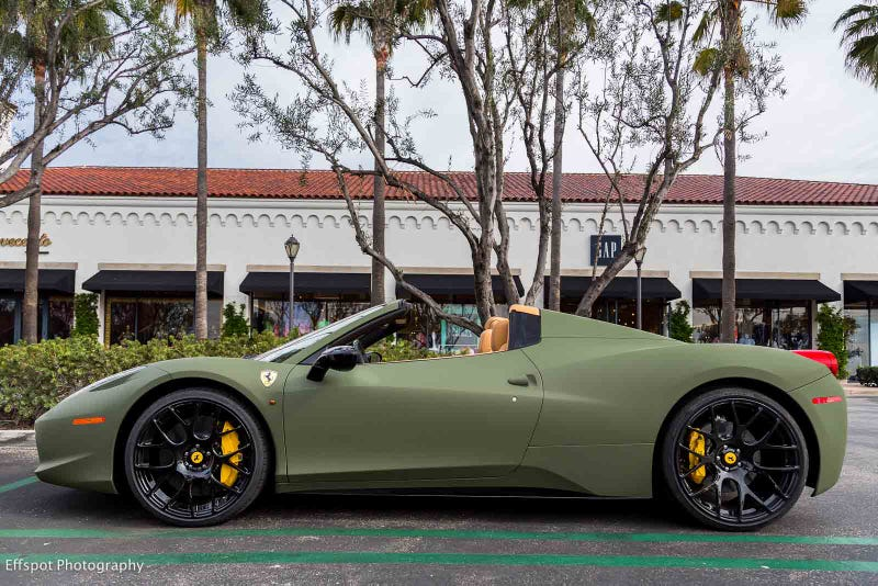The world needs more green cars
