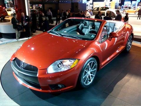 Chicago Auto Show: 2009 Mitsubishi Eclipse