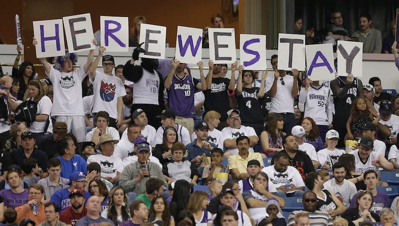 As Sacramentans And Seattleites Fight To The Death Over The Kings, The NBA Counts Its Money