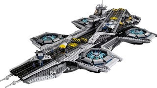 The Lego Helicarrier Is Real, And It Looks INCREDIBLE
