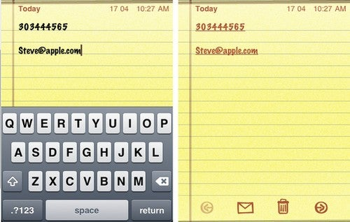 Five Best Mobile Note Taking Tools