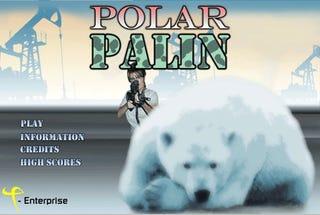 The First Sarah Palin Game