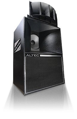 Altec Lansing A7: 1950s Studio Monitors for $6100 Each; CRaaaaaZAY