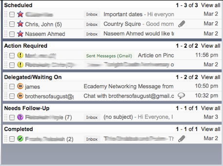 Turn Gmail Into Your Ultimate GTD Inbox