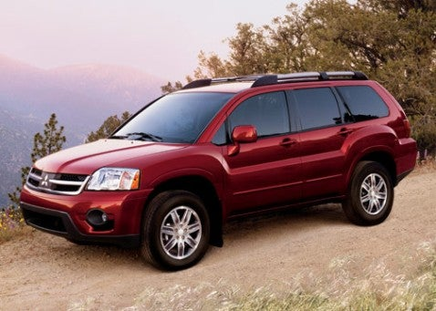 Deal of the Week: 2007 Mitsubishi Endeavor
