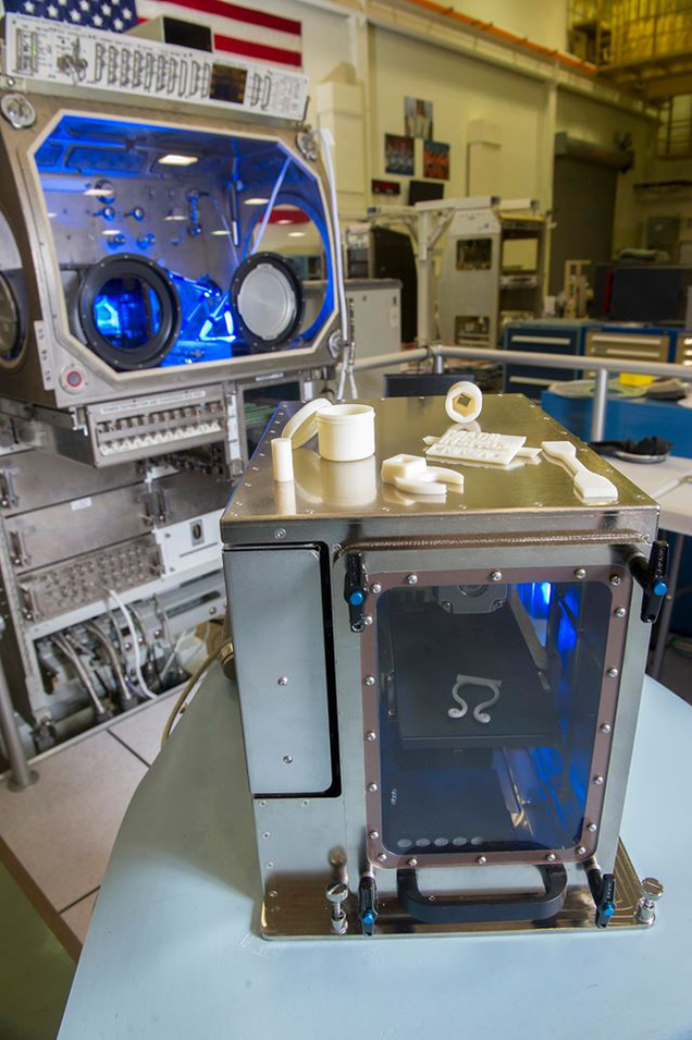 NASA Is Launching the First 3D Printer Into Space Tonight