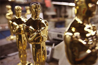 Tonight's Oscars Will Be a Bit More 'Naughty'