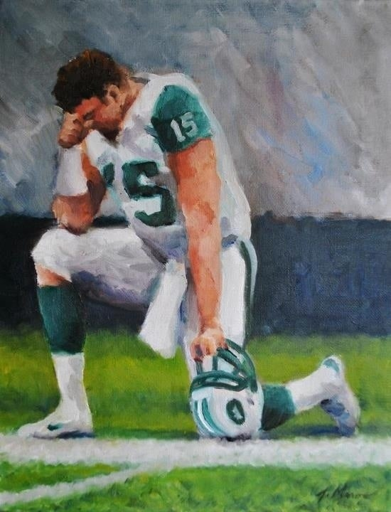 Tim Tebow Has Officially Trademarked Tebowing