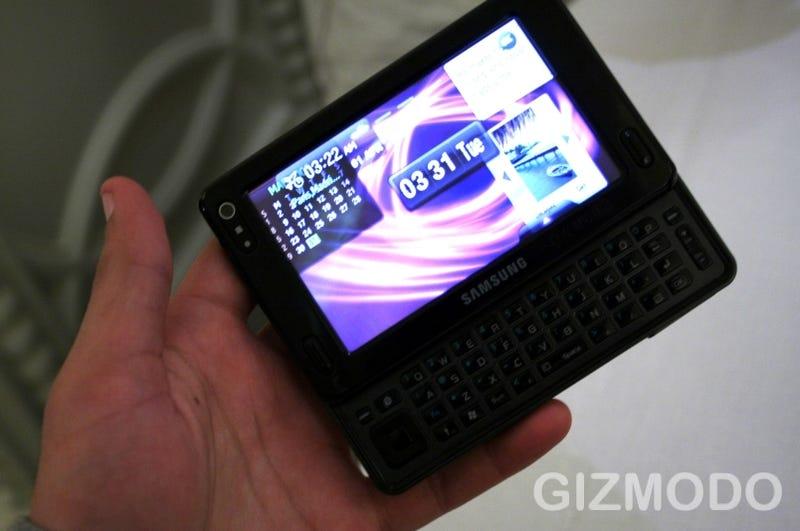 Samsung Mondi Is a 4.3-inch Touchscreen WiMax/Wi-Fi Mobile Internet Device