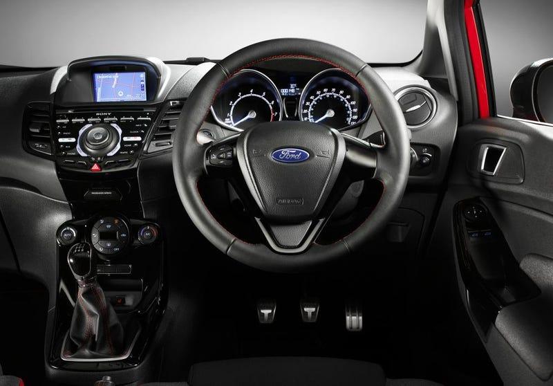 The Ford Fiesta Zetec S Has More Power Per Liter Than A Bugatti Veyron