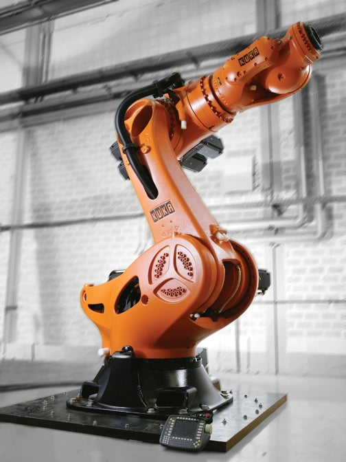 World's Most Powerful Industrial Robot Can Lift Entire Car Frames, Tear Apart Several Humans at Once
