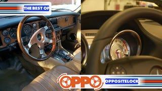 Buying a Jaguar XJ6 and Pesky Interior Rattles