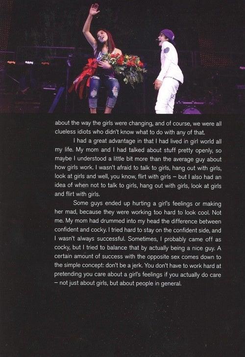 The Tao of Bieber: Girls & Romance