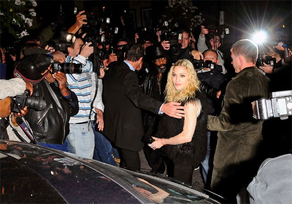 Can A Paparazzi Photo Be Art? A Rogues' Gallery, Inside