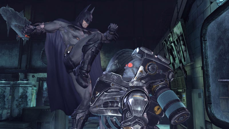 Batman Fails to Instill Fear in the Hearts of Arkham City Reviewers