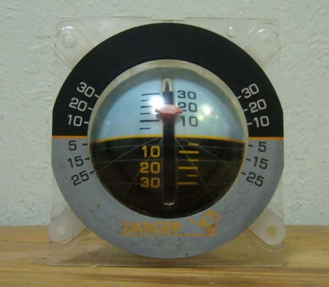 What The Hell To Do With This Nifty Inclinometer?