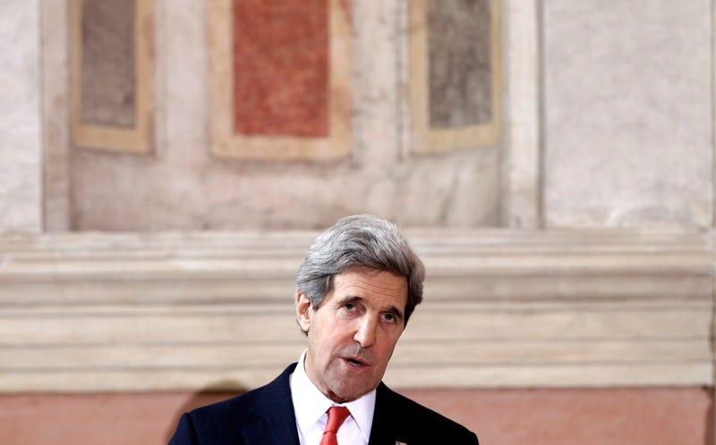 Impromptu Comment from Kerry May Have Been the Key to Avoiding War