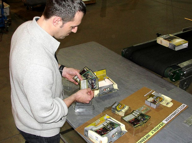 See How Magic Cards are Made