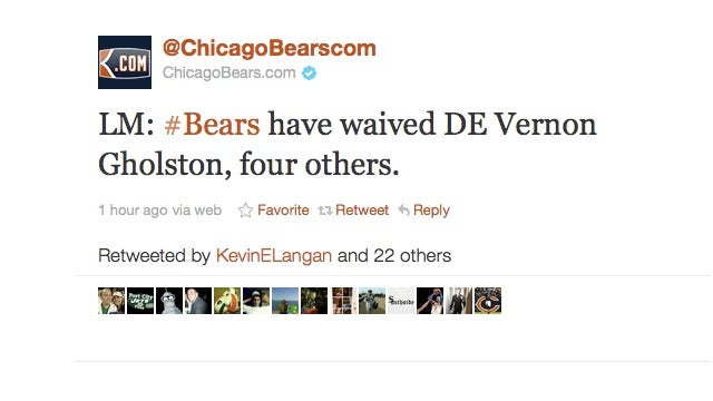 The Bears Have Already Discovered The Truth About Vernon Gholston