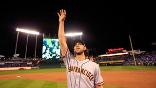 Why Did Madison Bumgarner Get The Save And Not The Win?