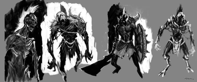 The Beasts and Beauties of God of War