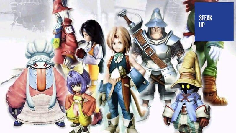 Dear Square Enix, Please Make Final Fantasy XV More Like Final Fantasy IX