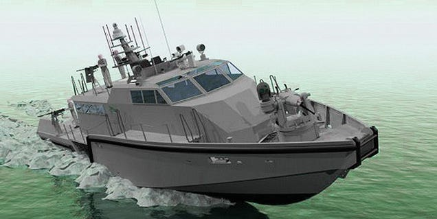 The Navys Long Overdue Smart  Deadly Patrol Boat Has Arrived