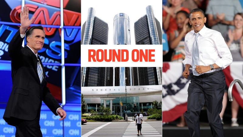 Open Thread: The 2012 Presidential Candidates Debate Who Saved Detroit More