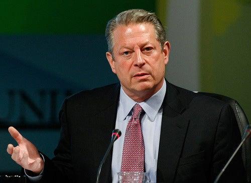 Al Gore Never Loved Your Dumb Corn Gas, Iowa