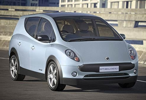 South Africa Enters Electric Car Market With Joule MPV