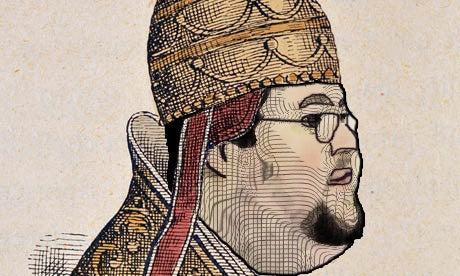 Kotaku 'Shop Contest: Habemas Pope Francish