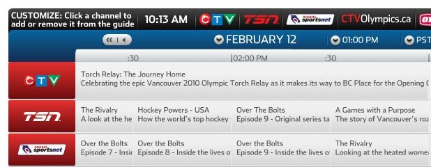 Where Can I Watch the Olympics Online?