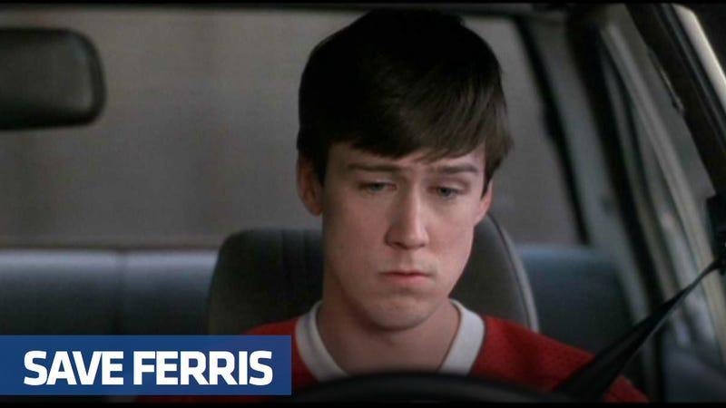 SAVE FERRIS From Honda's Sacrilegious Super Bowl Ad