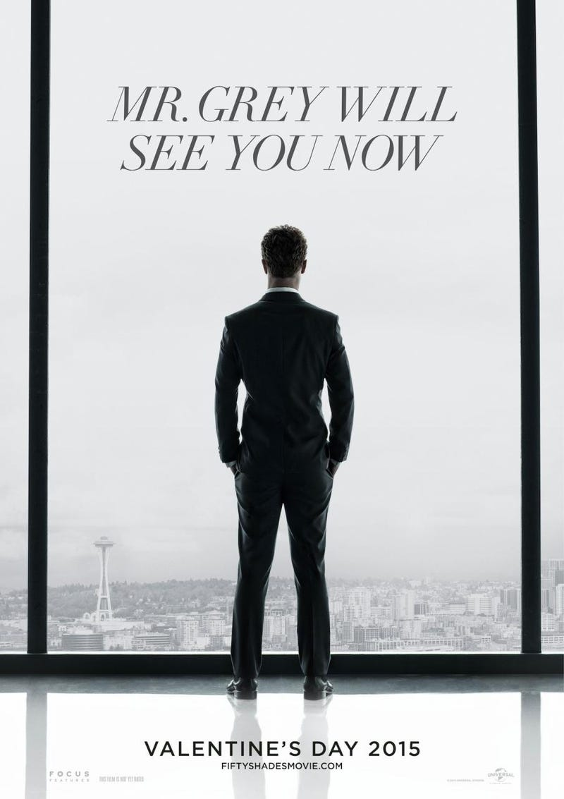 Can we cool it with the Fifty Shades of Grey hate?