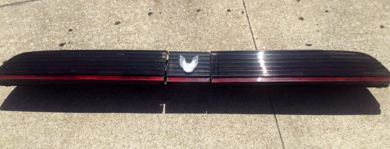 Restored my tail lights
