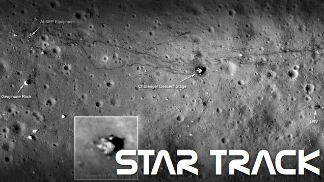 proof of landing on the moon telescope - photo #44