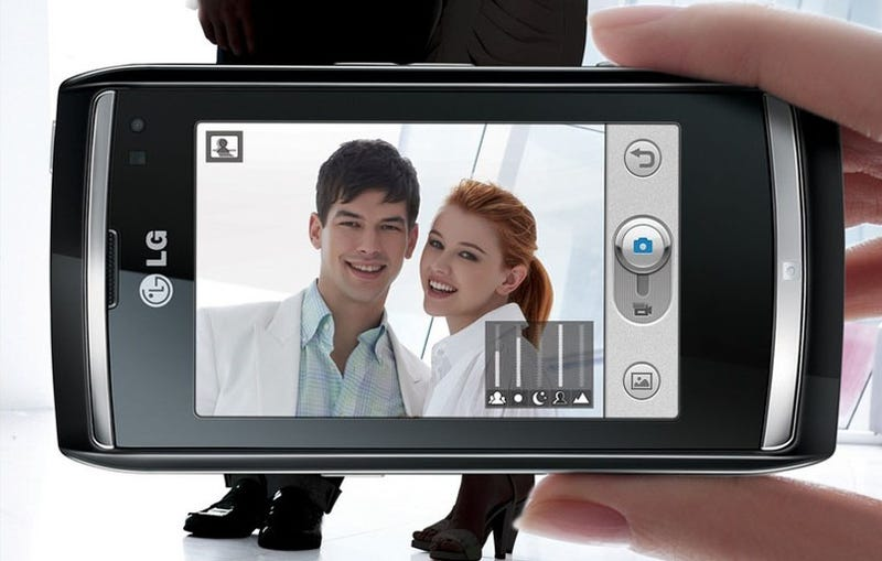 LG Viewty II (Smart GC90) Leaks In Pretty, Official Photographs