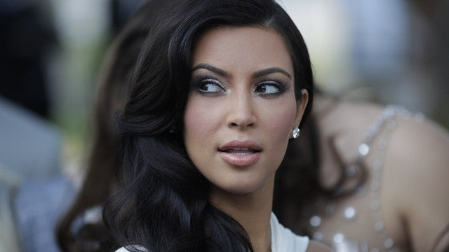 Kim Kardashian Weds in Disappointingly Pratfall-Free Ceremony