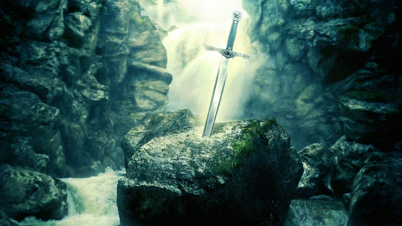 What's the coolest sword in the entire universe?