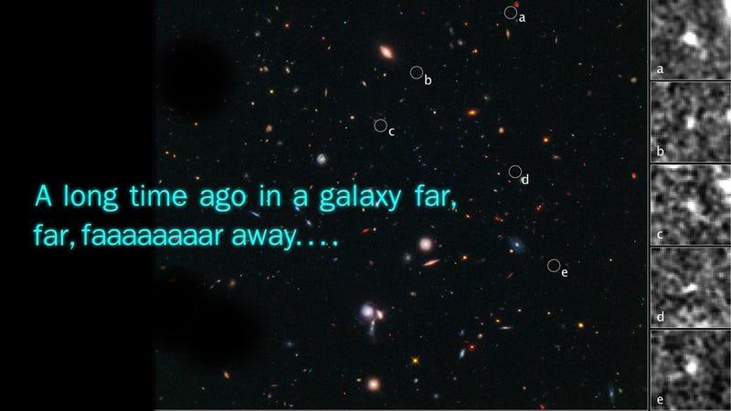 Scientists Discover Galaxies Far, Far, FAR Away—The Farthest Ever Seen