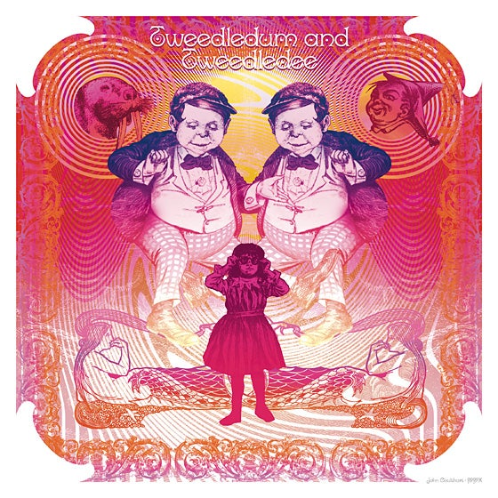 The retro-psychedelic adventures of Alice