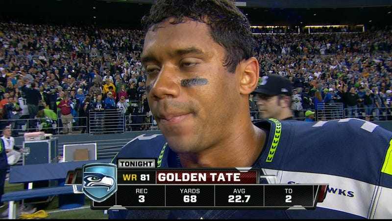 This Is Not Golden Tate, ESPN